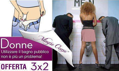 THE FENIS : Women can now pee like men thanks to these inventions! SCARY!!!