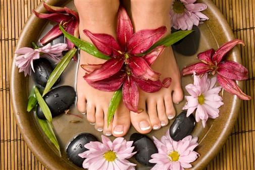 Win a Sole Pampering Experience from Shawn's – Just answer this question!