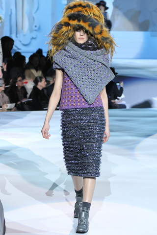 New York Fashion Week: Marc Jacobs AW12