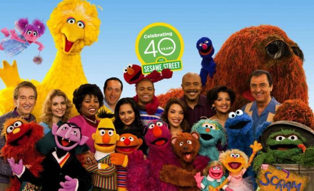 Sesame Street is headed to the big screen