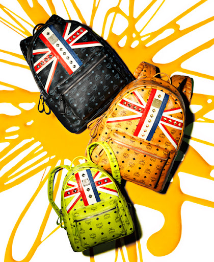MCM Olympic London Backpack Collection