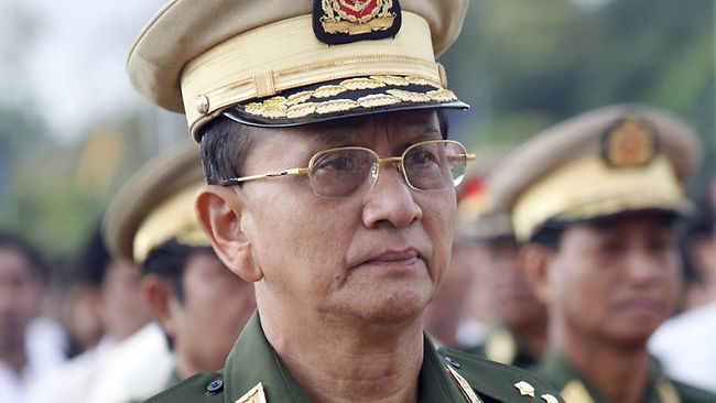 State of emergency declared in Burma state
