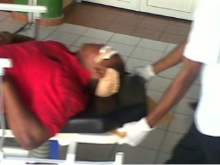BREAKING NEWS: Shooting at Krazy Kokonuts, one dead (Dominica)