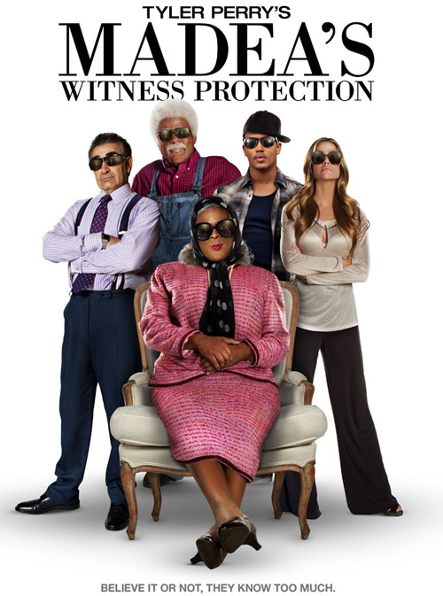 Tyler Perry concerned about bad reviews for 'Witness Protection'