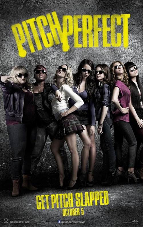 Movie Trailer: 'Pitch Perfect' (starring Anna Kendrick & Ester Dean)