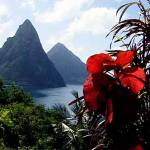 Pitons Face New Threat ( St Lucia )