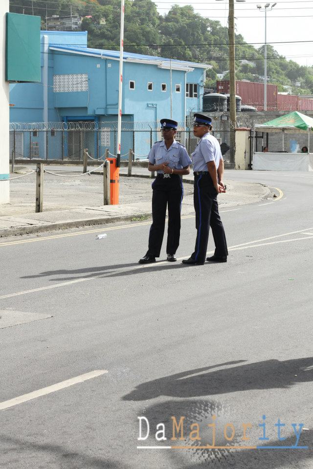 Police Called On Fire Officer (St Lucia)
