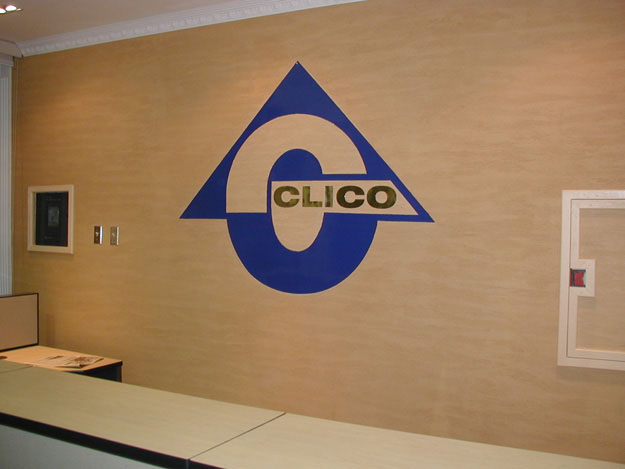 Clico--logo-wall---Travertine