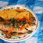 Jamaican Steamed Fish (Recipe)