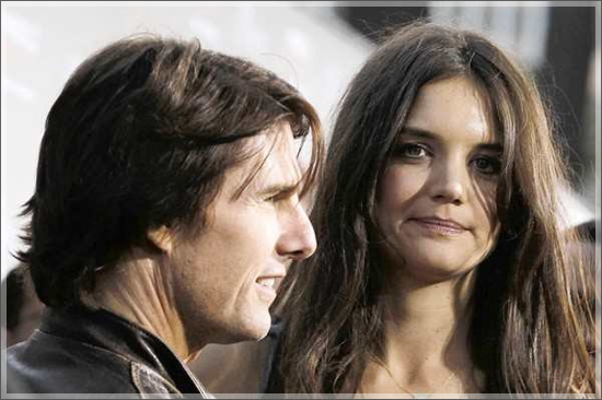 Katie Holmes will settle for peanuts to get away from Tom Cruise
