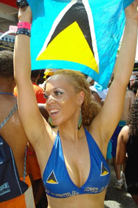 Learn the Prohibited uses of the St Lucian Flag | St Lucia News