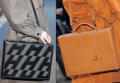 Hardcase handbags will be the fall trend : In For The Fall ?