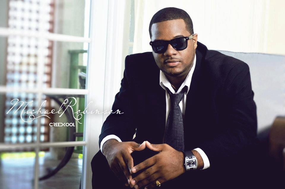 """St. Lucia's New R&B Sensation Michael Robinson releases Trailer for """"My Love Song"""""""