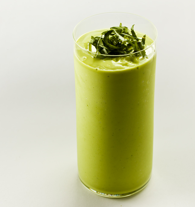 Lucian Avocado Smoothie (Recipe)