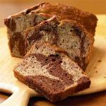 Lucian Marbled-Chocolate Banana Bread (Recipe)