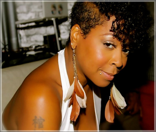 Queen Latifah's ex, Monifah, speaks out on dating women