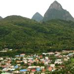 Tomas Victims get New Homes (St Lucia News)