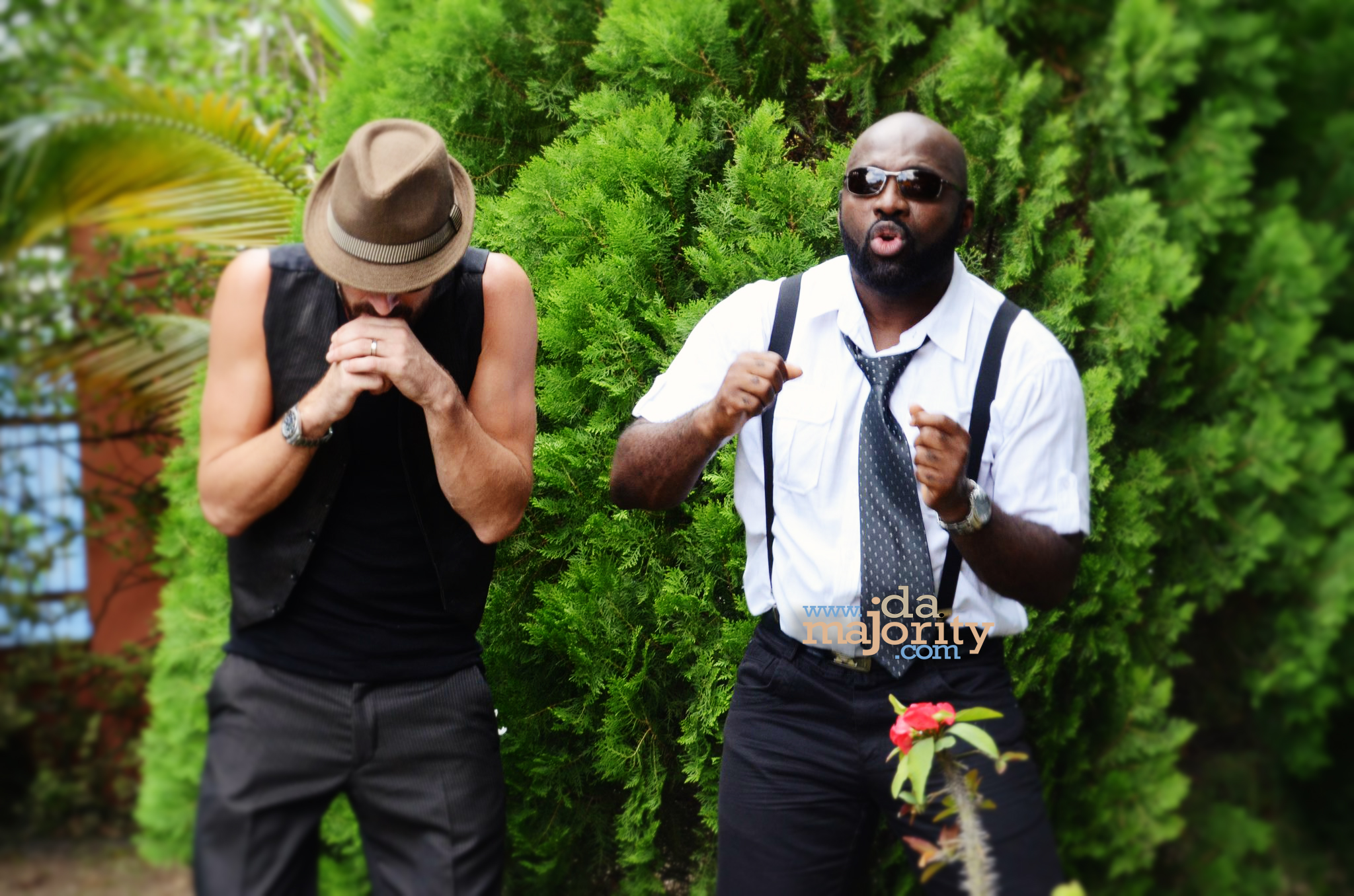 EXCLUSIVE BEHIND THE SCENES :RICHIE STEPHENS & GENTLEMAN – I FOUND HEAVEN (VIDEO SHOOT)