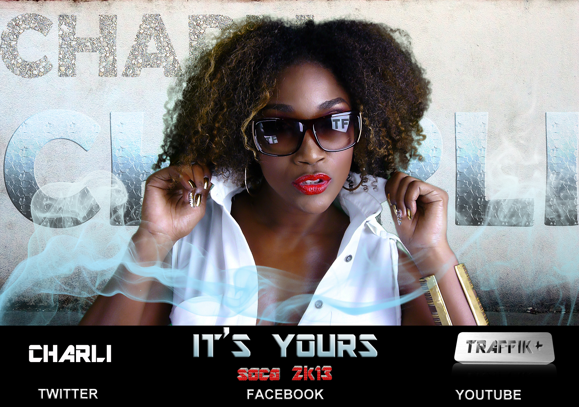 EXCLUSIVE SOCA DOWNLOAD : CHARLI – IT'S YOURS (TRINI SOCA 2013)