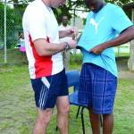Andrew Strauss Builds Anticipation for New Cricket Academy  (St Lucia News)