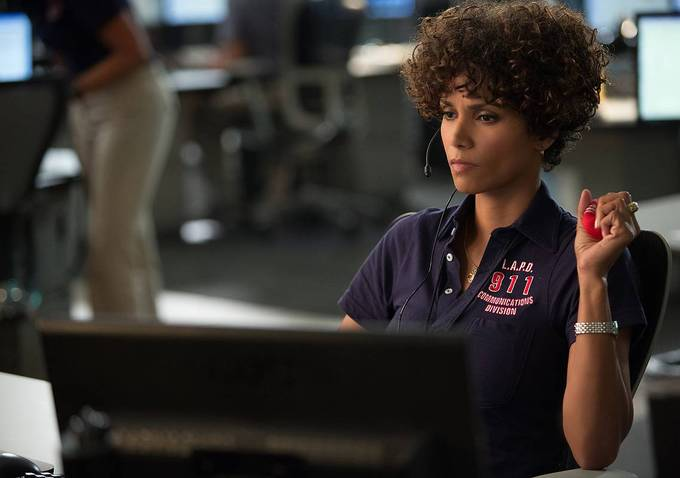 Movie Trailer: 'The Call' (starring Halle Berry & Abigail Breslin)
