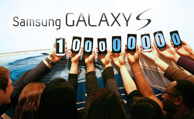 Samsung Galaxy S Smartphones Sales Reach 100 Million