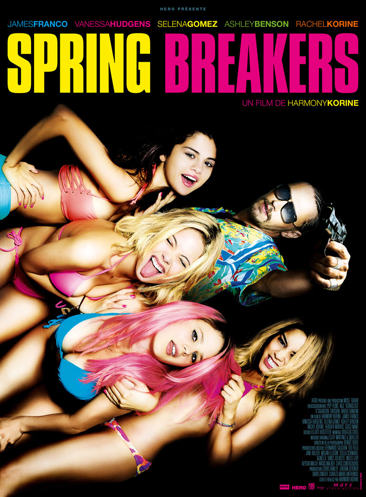 Trailer: 'Spring Breakers' (starring Vanessa Hudgens & James Franco)