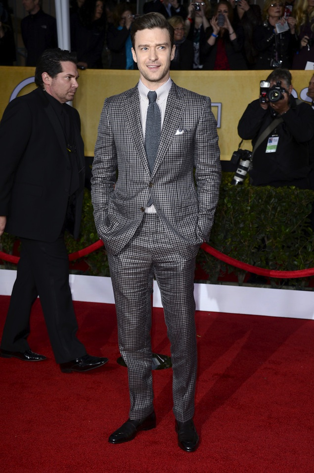 Justin Timberlake To Collaborate With Tom Ford