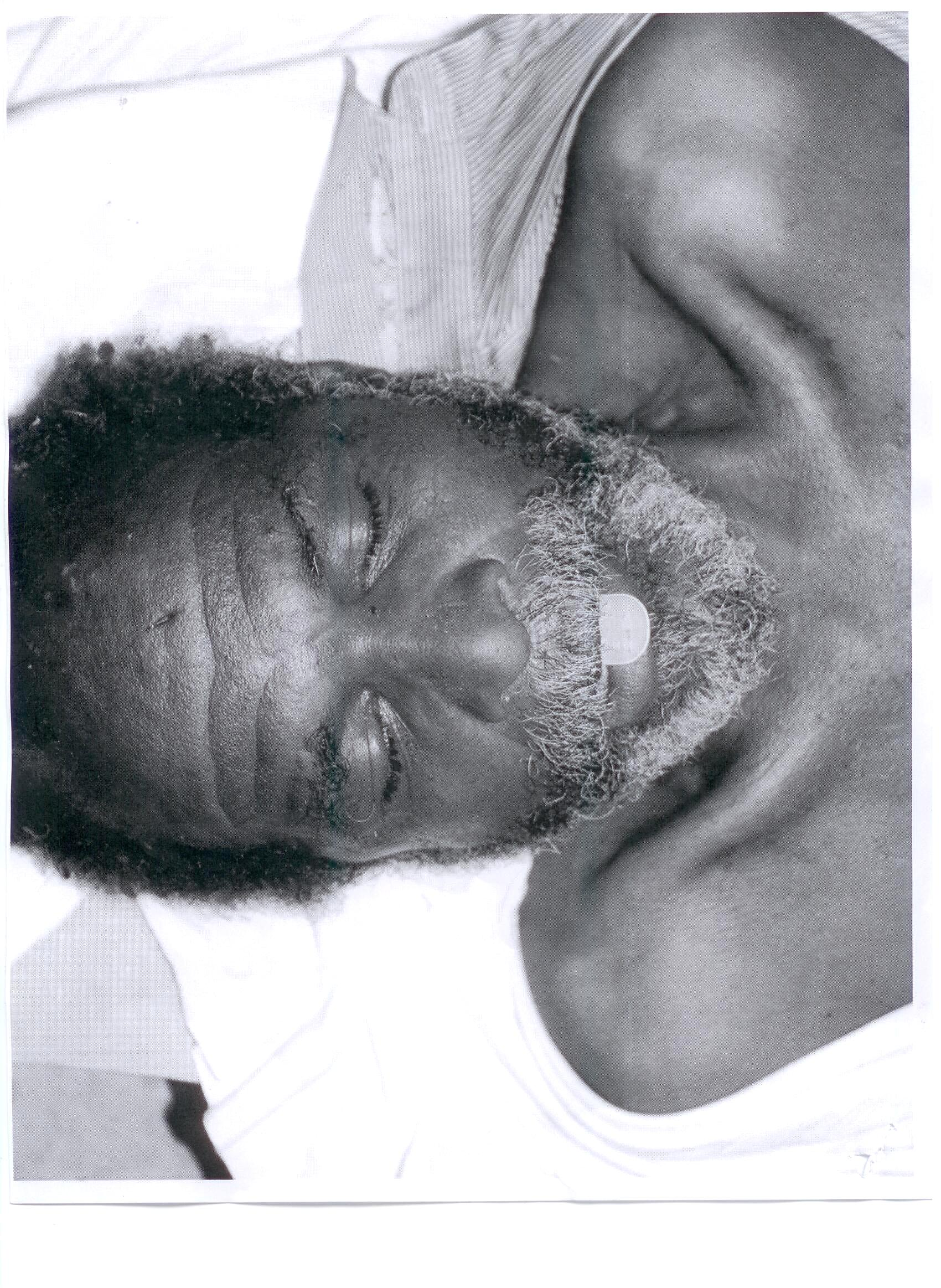 Police need your help to identify this Man : Body Found in The Gardens (St Lucia news)