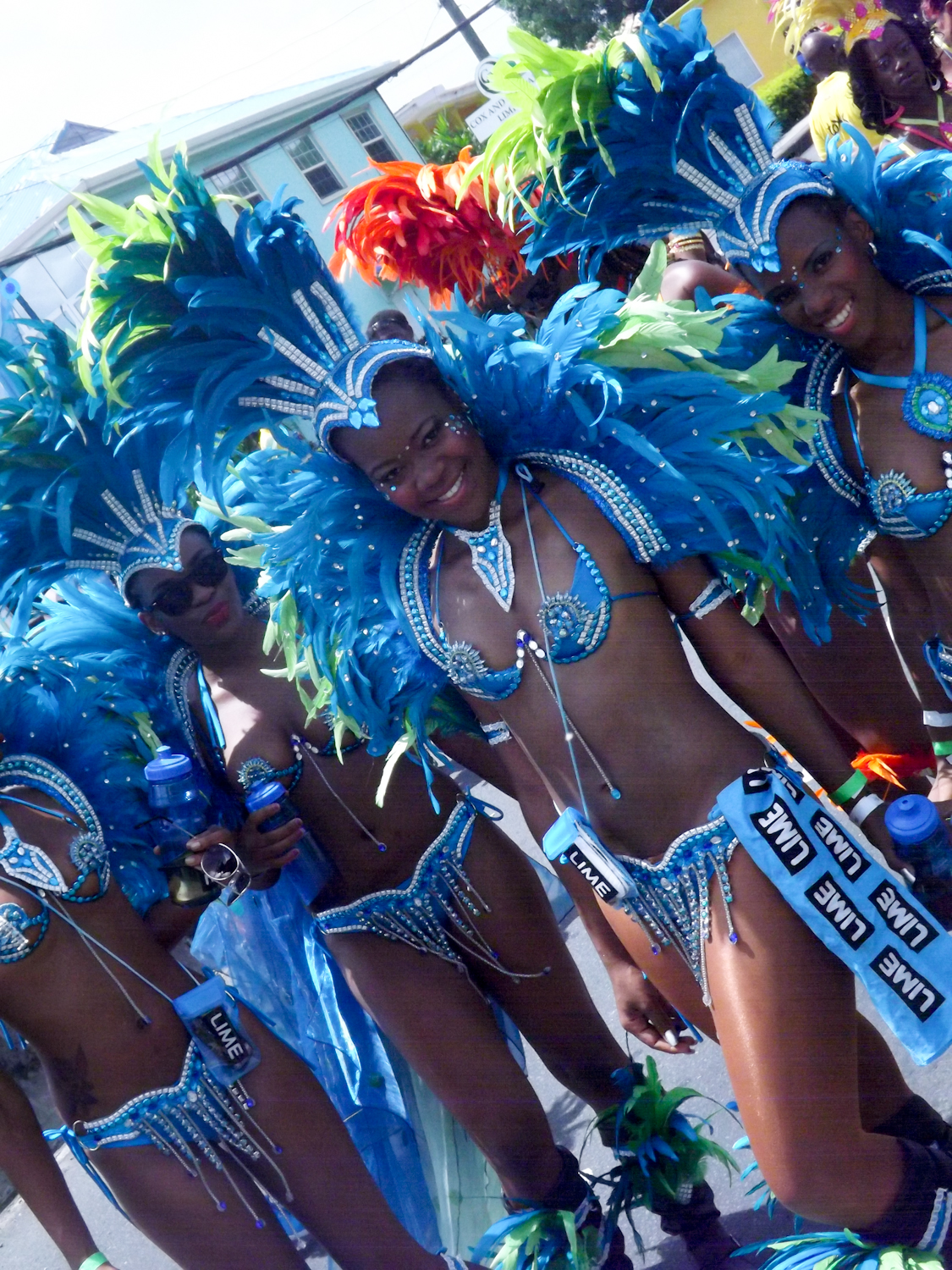 Carnival Pics from St Lucia for 2013