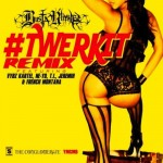 Busta Rhymes lands Vybz Kartel on Twerk Remix w/ Nicki Minaj,Ne-Yo,French Montana,Jerimiah & T.I (Radio Edit)