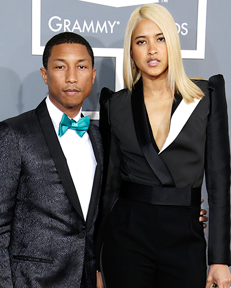 Pharrell Williams Wife Helen