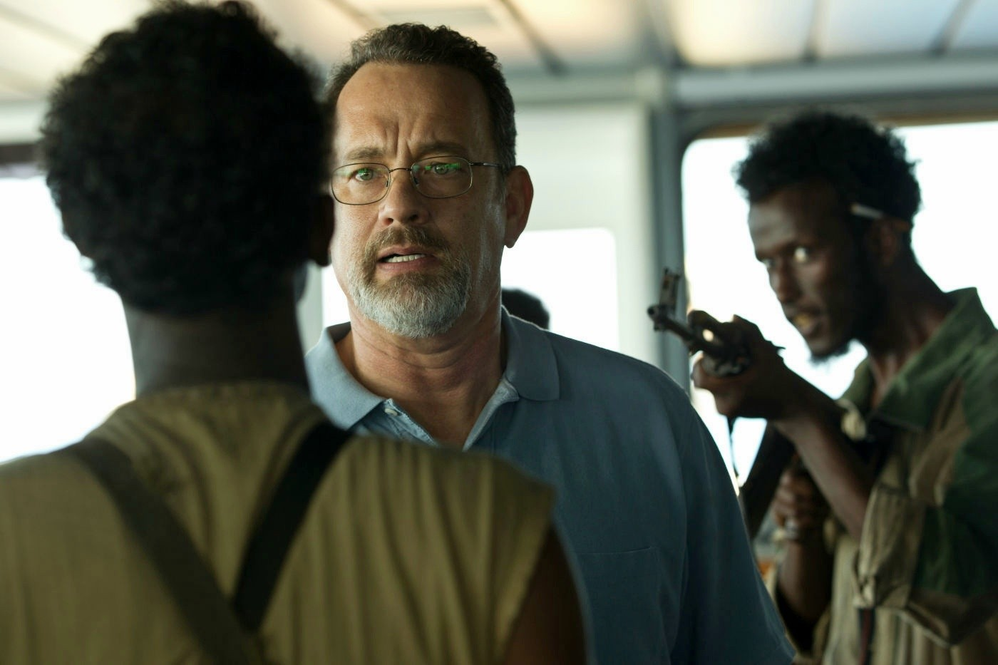 Captain Phillips starring Tom Hanks (Must Watch Movie) Trailer