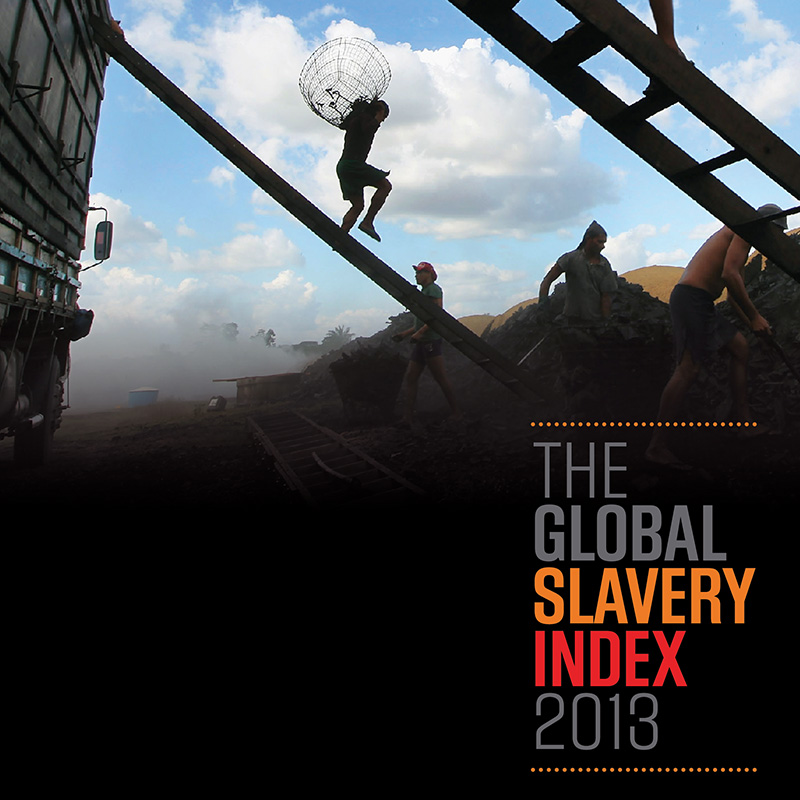 Caribbean Island ranks NO. 2 in Global Index for HIGHEST prevalence of modern SLAVERY