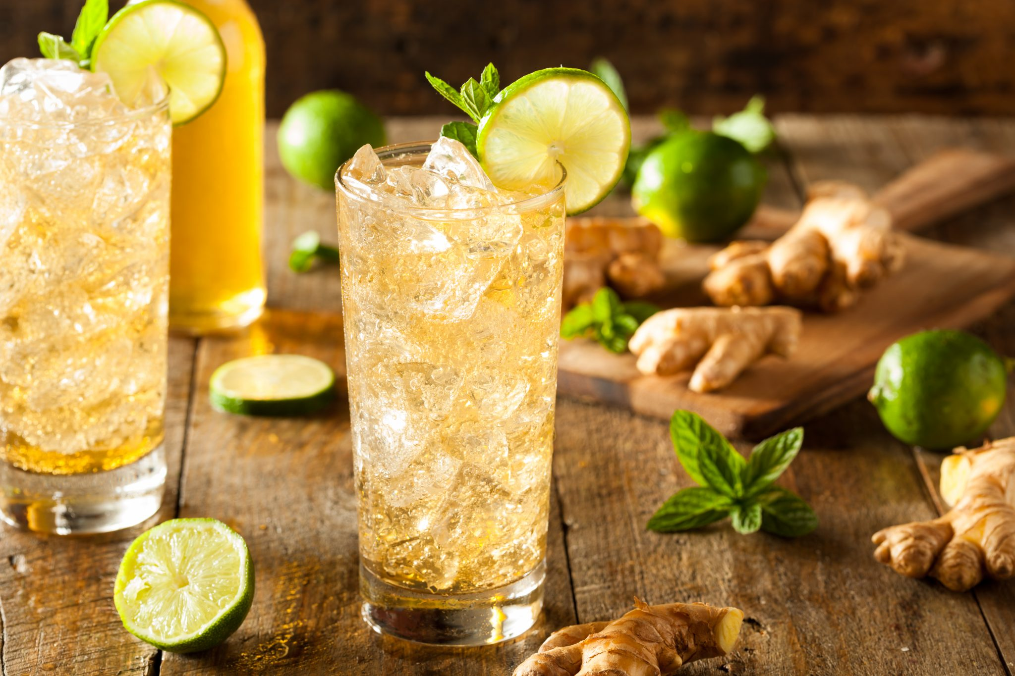Making Ginger Beer With A Twist For Christmas