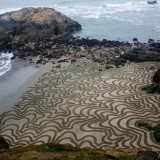 Incredible Beach Art | Must See