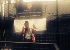 St Lucia's Kimani Jules wins Palm Beach Level 7 Junior Championships | Tennis