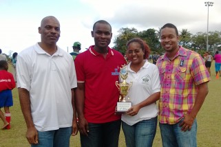LIME Supports Youth Football in Babonneau