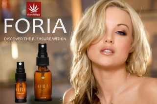 World's First Cannabis Sex Lubricant gives 15min Orgasms