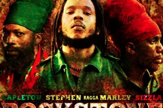 Stephen Marley – Rock Stone ft. Capleton, Sizzla | Music Video | DaMajority