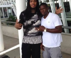 Waka Flocka in Caribbean | Show gets shutdown by Government