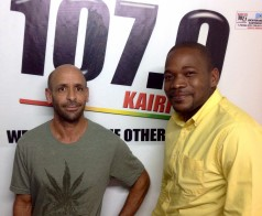 Dale Elliot talks Marijuana w/ Andre De Caires on Marijuana | Kairi Fm | Audio