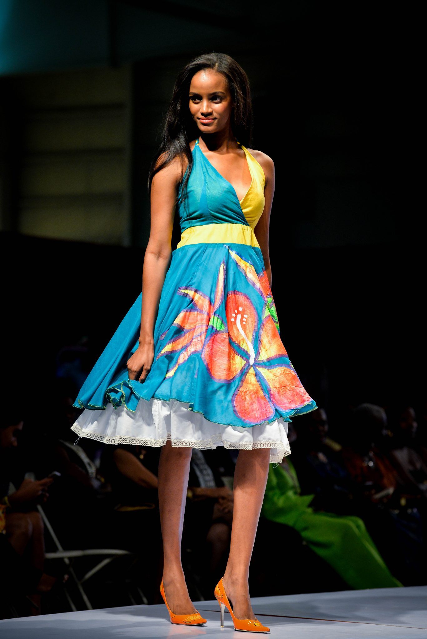St Lucian Designers Wow The Crowd At Caribbean Fashion Week