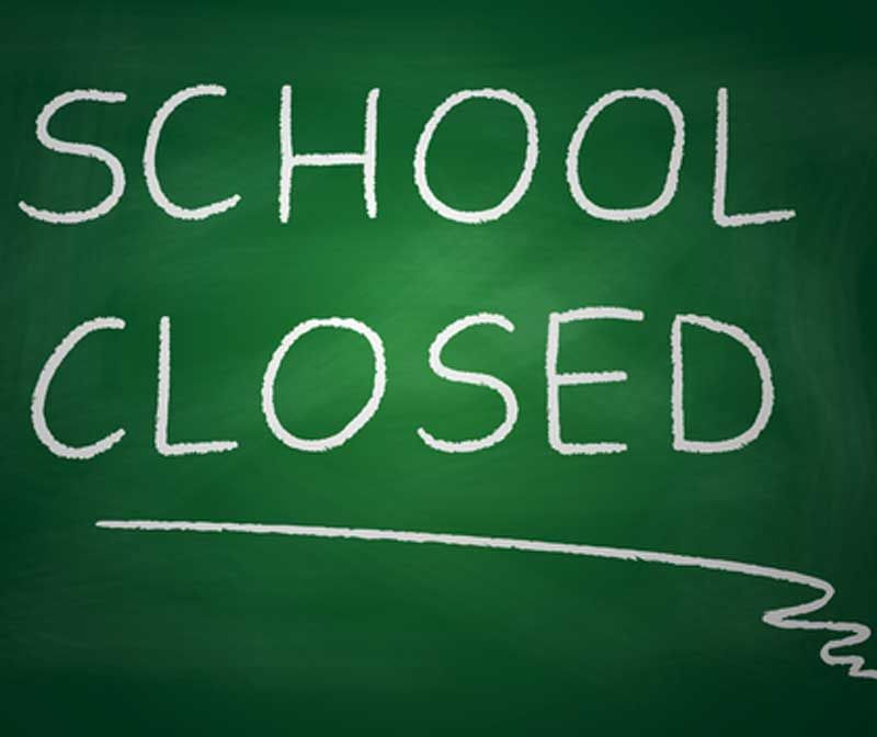 Schools remain closed today due to inclement weather saint lucia