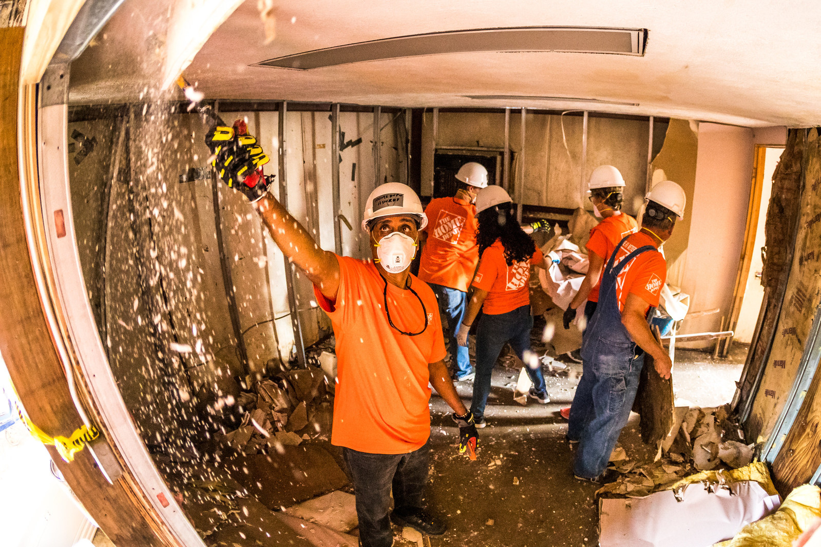 the home depot foundation increases disaster relief commitment to