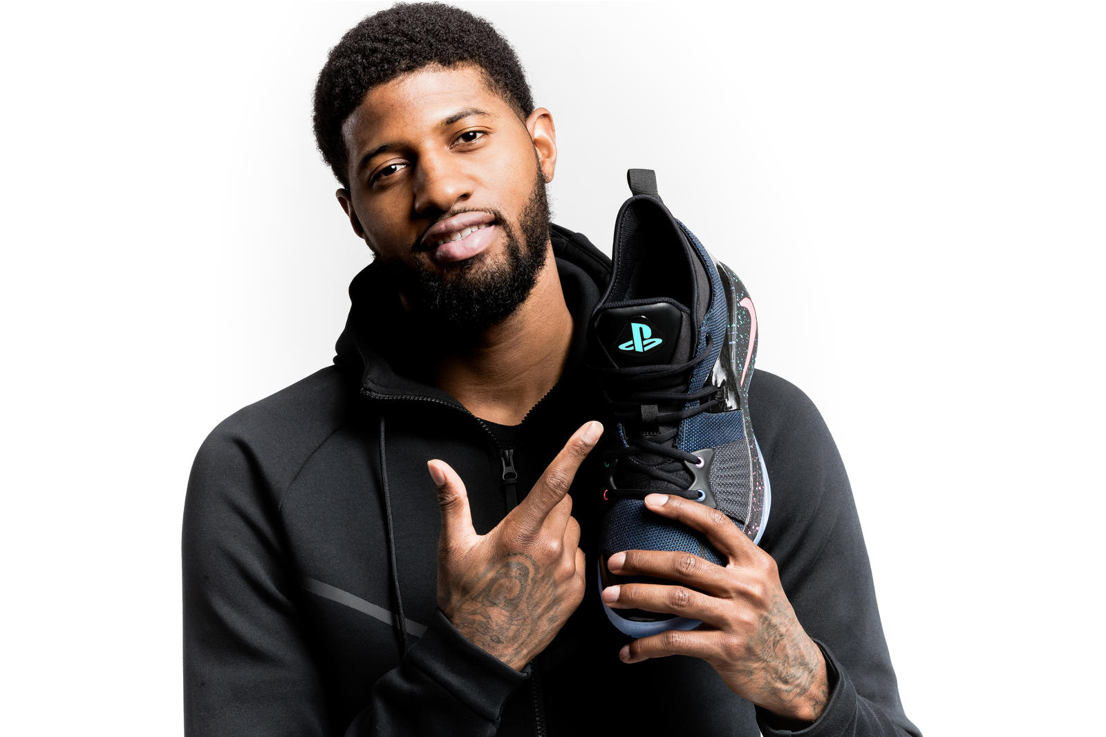 low priced 6a6e7 5eea3 INTRODUCING PAUL GEORGE'S SECOND SIGNATURE SHOE, THE PG2 ...