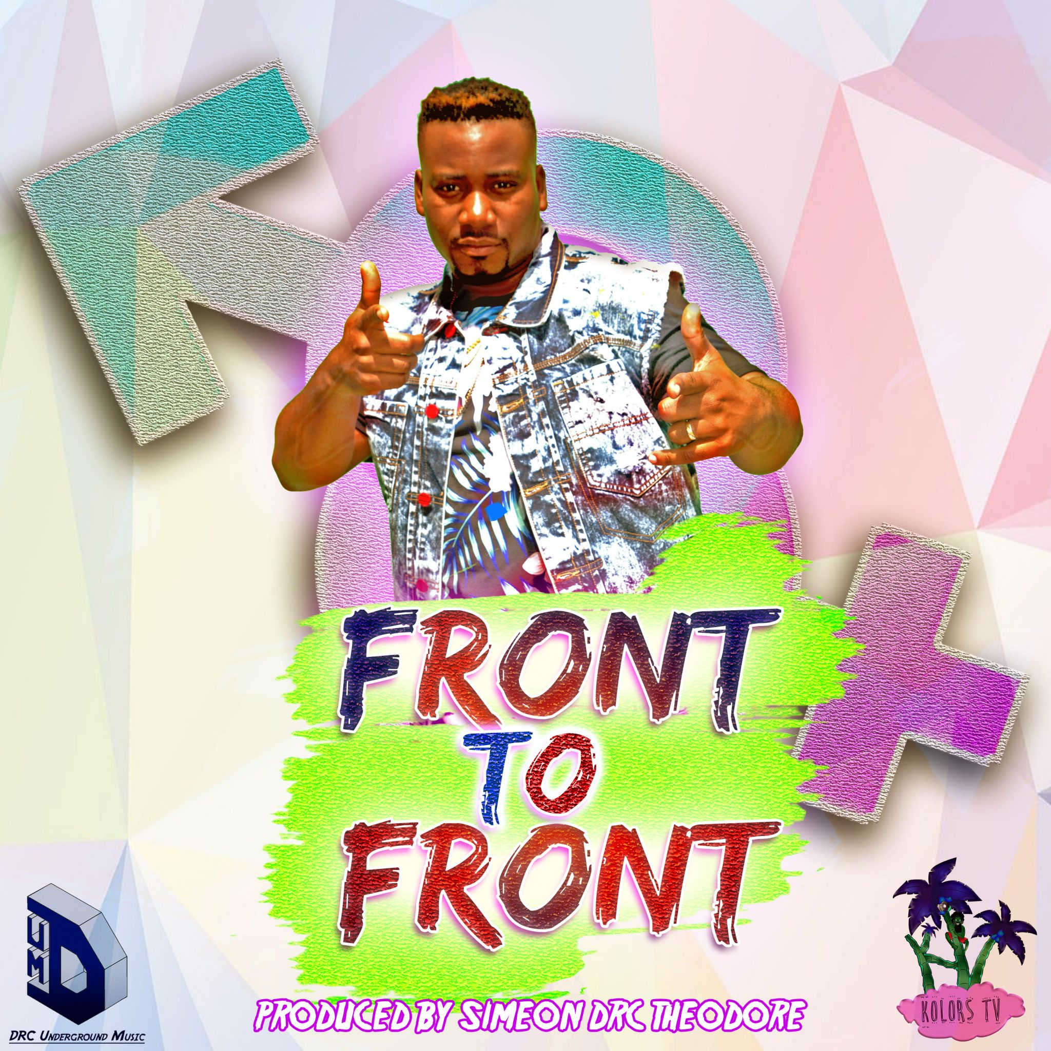 DRC- FRONT TO FRONT   Saint Lucia Soca 2018