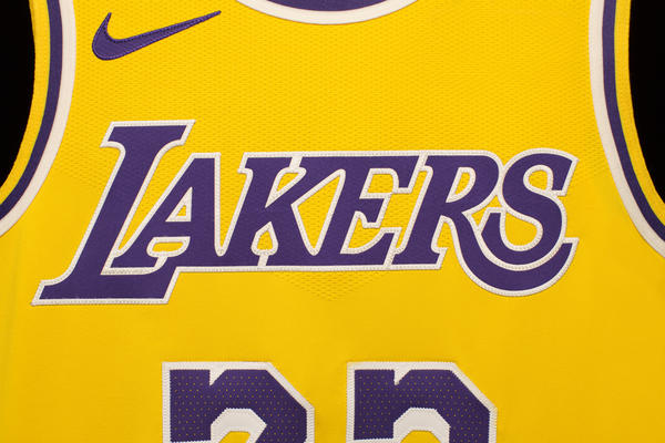 huge selection of 3ea37 85d67 LOS ANGELES WELCOMES BACK SHOWTIME WITH NEW LAKERS ICON ...