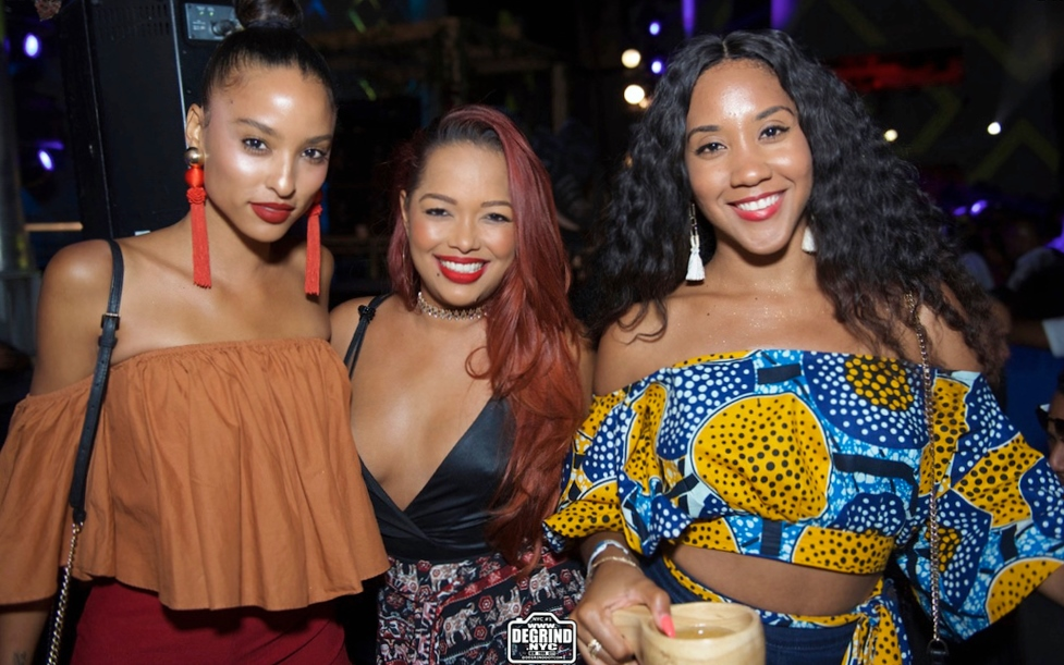 Soca Brainwash Africa steals the show at Labor Day Weekend