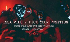 Pim Pim Riddim - Ft Machel Montano, Skinny Fabulous, Motto